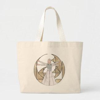 Virgo Tote Bags