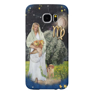 Virgo Samsung Galaxy S6 Cases