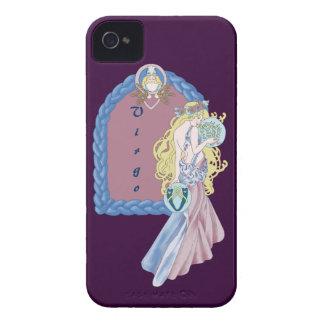 Virgo céltico Case-Mate iPhone 4 carcasas