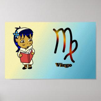 Virgo chibi poster