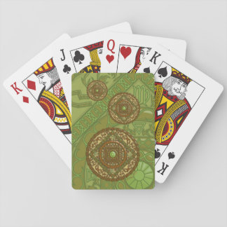 Virgo Classic Playing Cards