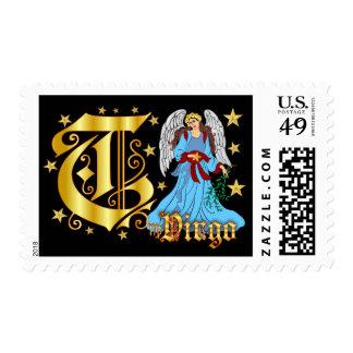 Virgo-Font-Design-1-T Stamp