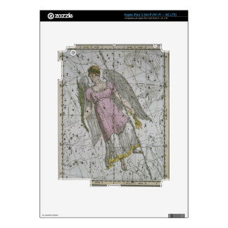 Virgo, from 'A Celestial Atlas', pub. in 1822 (col iPad 3 Decal