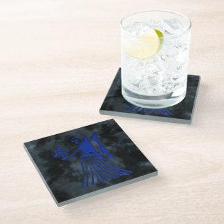 Virgo Glass Coaster