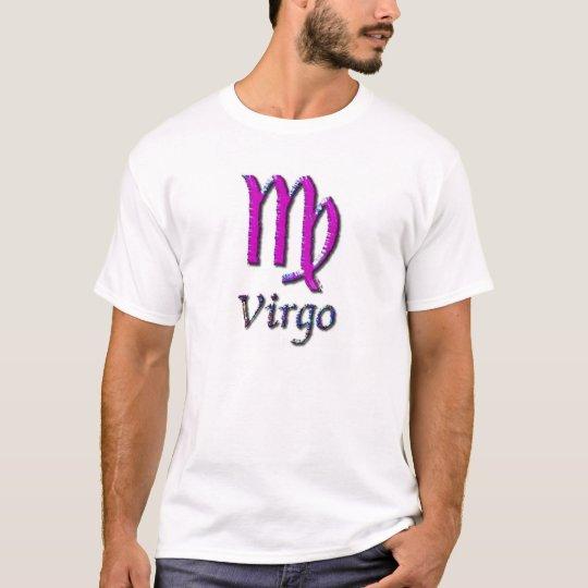 Virgo Greek Zodiac T-Shirt