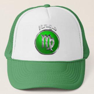 Virgo Horoscope Sign Trucker Hat