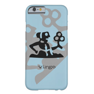 Virgo in black barely there iPhone 6 case