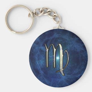 Virgo Key Chains