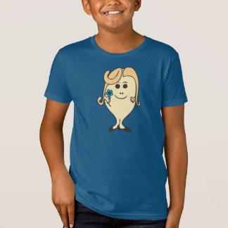 Virgo Kids' American Apparel Organic T-Shirt