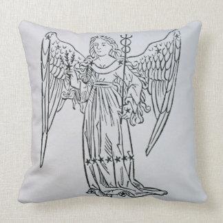 Virgo (la Virgen) un ejemplo del 'Poeti Cojines