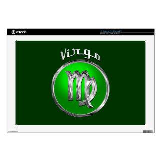 Virgo Laptop Decals