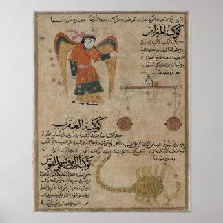 Virgo, Libra and Scorpio Poster