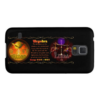 Virgo Libra zodiac astrology cusp Galaxy S5 Case