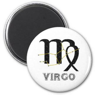 Virgo Refrigerator Magnet