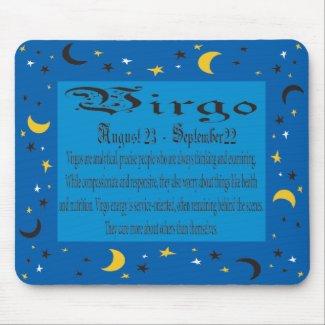 Virgo Mouse pad mousepad