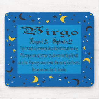 Virgo Mouse pad