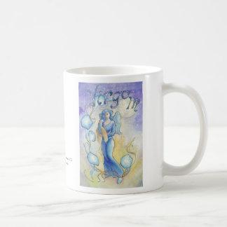 Virgo Classic White Coffee Mug