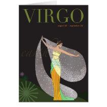 Virgo Note Card