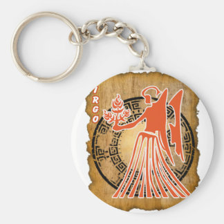 VIRGO PAPYRUS PRODUCTS KEYCHAIN