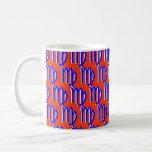 Virgo Pattern 2010 Mug