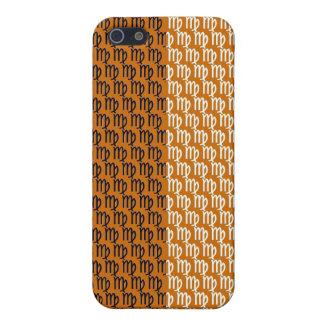 Virgo Pattern Case For iPhone SE/5/5s