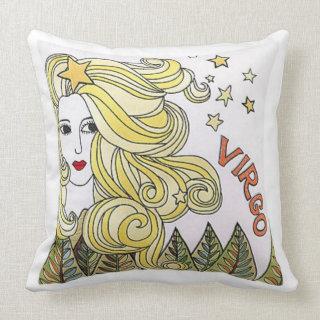 Virgo Pillows