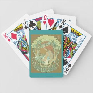 Virgo Playing Cards