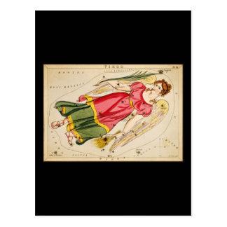 Virgo Postcards