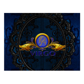 Virgo Post Cards