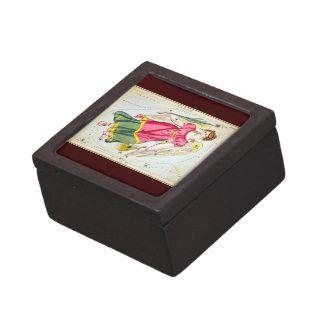 Virgo Premium Keepsake Box