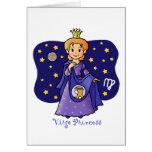 Virgo Princess Cards