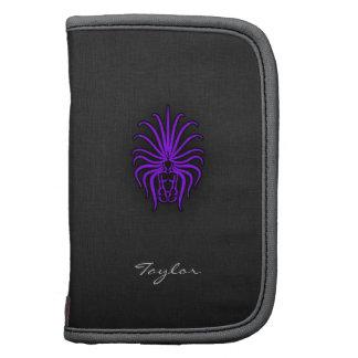 Virgo púrpura violeta organizador