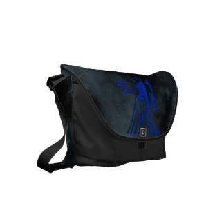 Virgo Small Messenger Bag