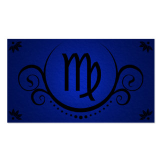 virgo sophistications Double-Sided standard business cards (Pack of 100)