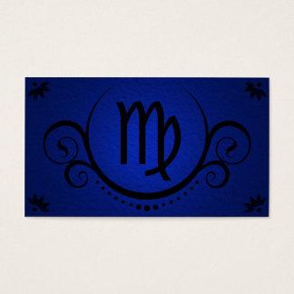 virgo sophistications business card