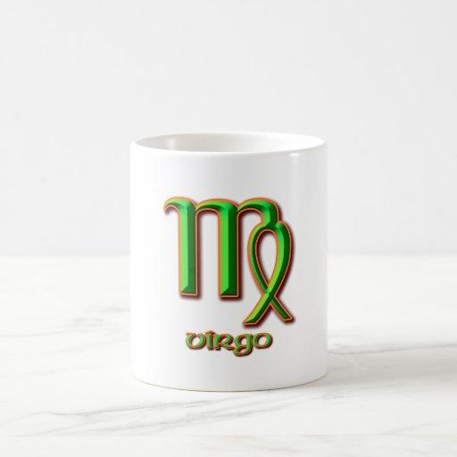 Virgo Tazas De Café
