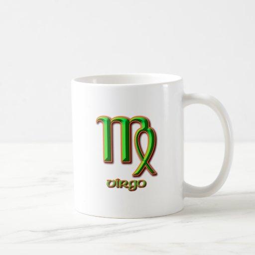 Virgo Taza De Café