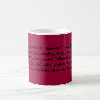 VIRGO - The Perfectionist ~ Dominant ~ ( Aug 23... Coffee Mug