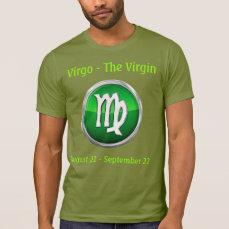 Virgo - The Virgin Astrological Sign T-Shirt