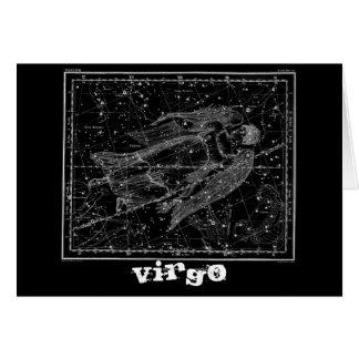 Virgo, the Virgin Card