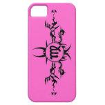 Virgo Tribal Pink iPhone 5 Case
