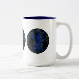 Virgo Two-Tone Coffee Mug