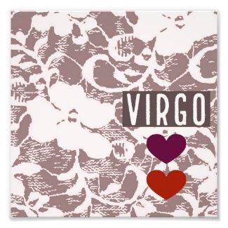 Virgo Wall Poster