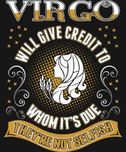 Virgo Humor T-Shirts - T-Shirt Design & Printing | Zazzle