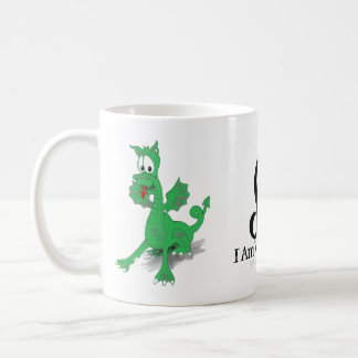 Virgo Wisely Dragons™ North Node of the Moon Mug