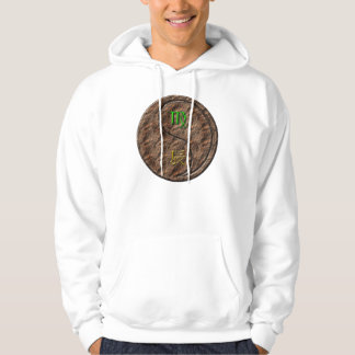 Virgo / Yang Earth Dragon Hoodie