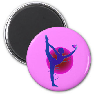 Virgo - Yoga Magnets