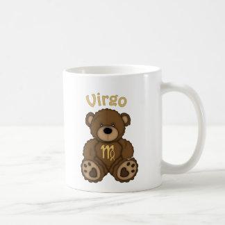 VIRGO Zodiac Astrology Teddy Bear Tees, Gifts Coffee Mug