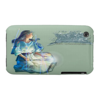 Virgo Zodiac for your iPhone 3 Case-Mate Cases