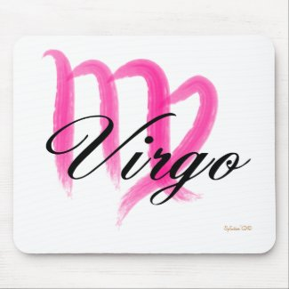 VIRGO Zodiac Pad Mousepad